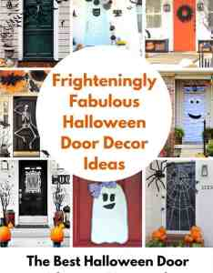 also halloween door decorating ideas frighteningly fabulous rh princesspinkygirl