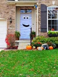 Halloween Door Decorating Ideas - Frighteningly Fabulous ...
