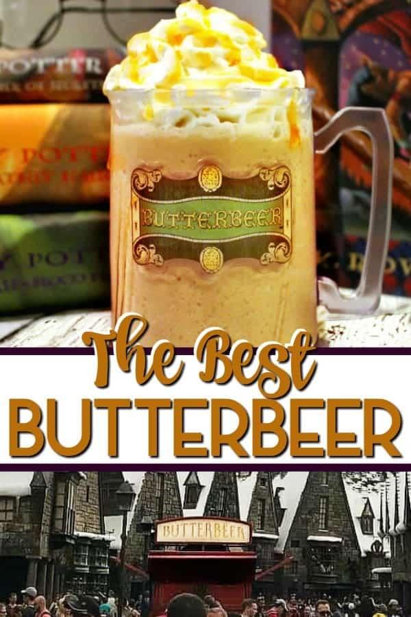 Best Butterbeer Recipe