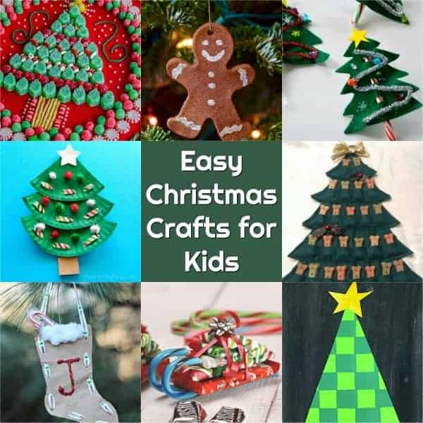 Kids Craft For Christmas
