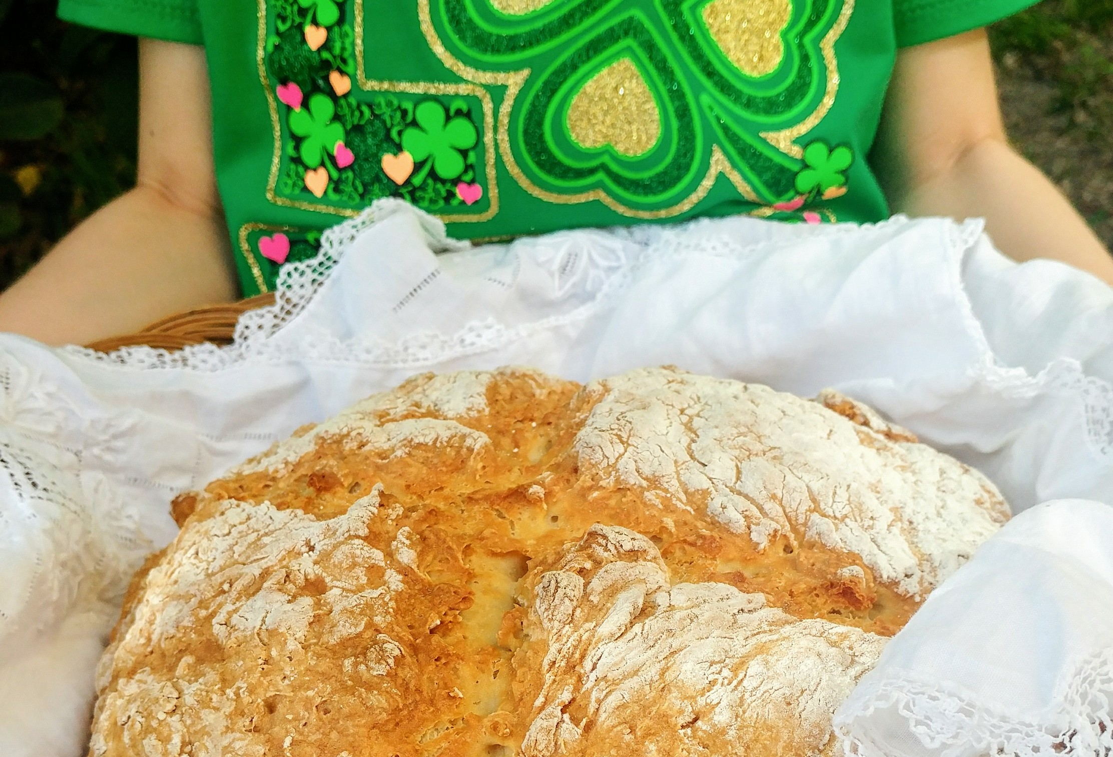 Irish Soda Bread Princess Rain And The Dragon
