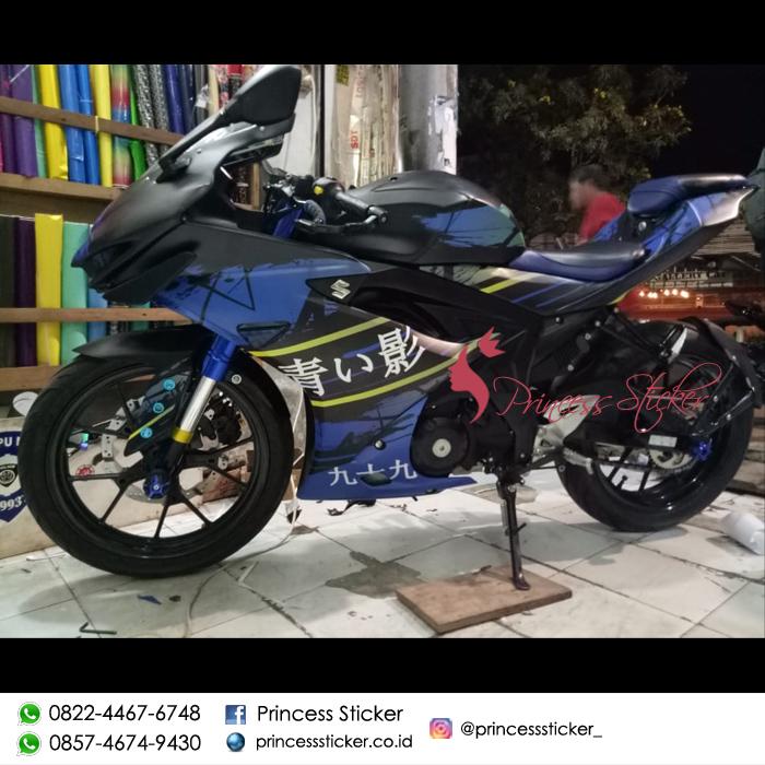 Harga Stiker Motor Custom Di Surabaya