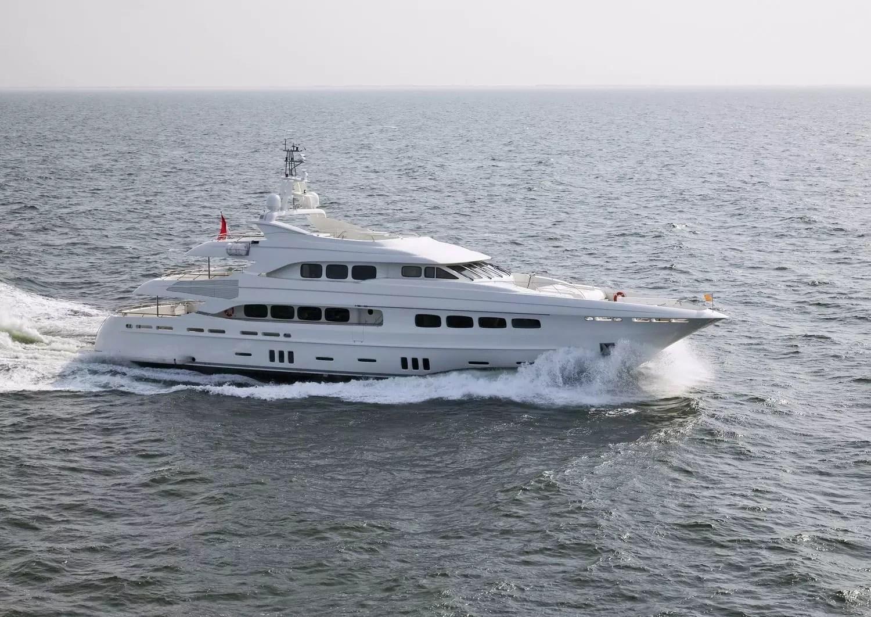 Latitude Princess Yacht Charter Princess Charter