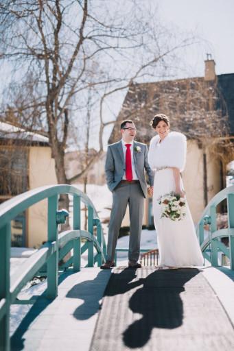 Wiles-Wechter wedding