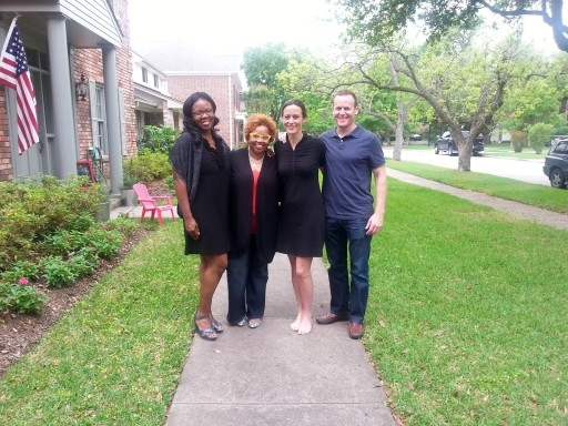 Forbes reunion in Houston