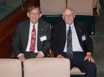 Gene with John Church