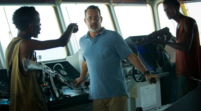 Captain Phillips Definitely a Ship Worth Sailing