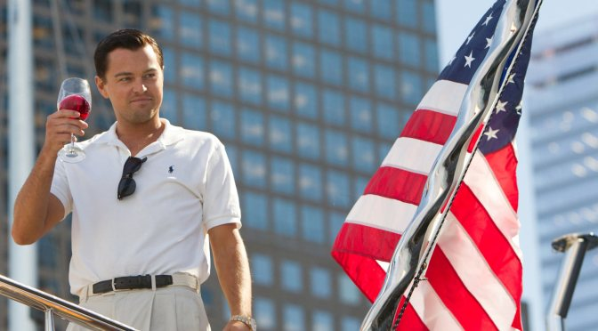 The Wolf of Wall Street Howls, but Falls on Deaf Ears