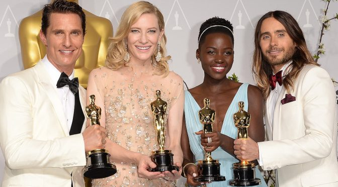 While You Were Studying: The Oscars Edition
