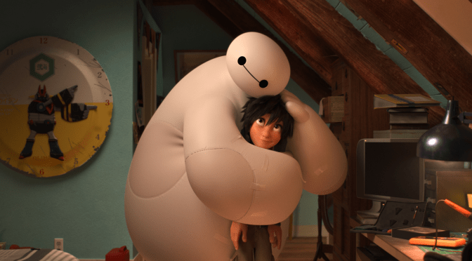 Big Hero 6: A Child-Sized Step Forward