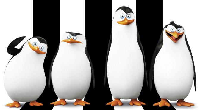 Double 0-Penguin:  The Birds are Back and Ready to Save the World