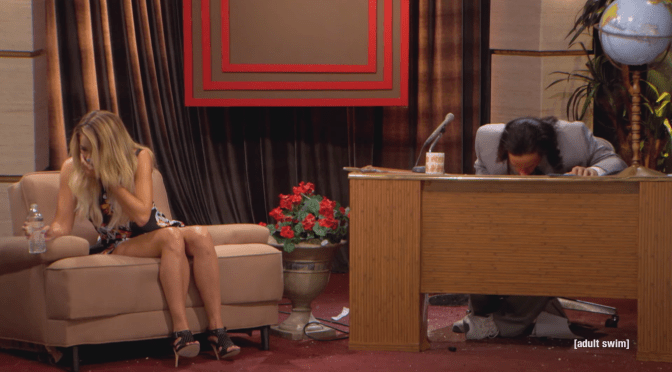 A Touch of Crass: The Transcendent Vulgarity of The Eric Andre Show