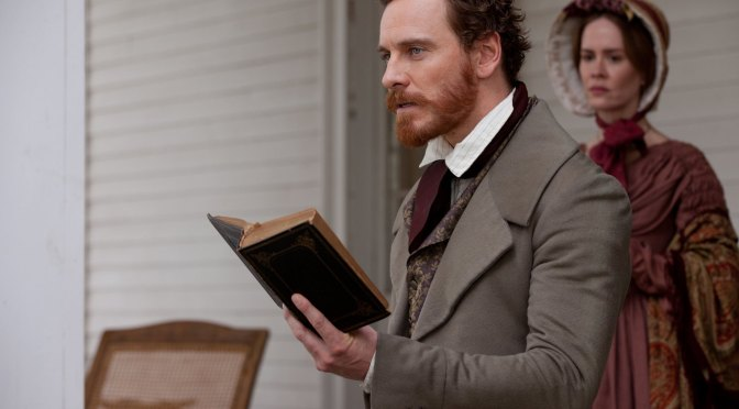 Michael Fassbender as Edwin Epps: A Problematic Fave