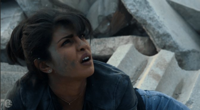 Quantico, a Melodrama with a Side of Cheese
