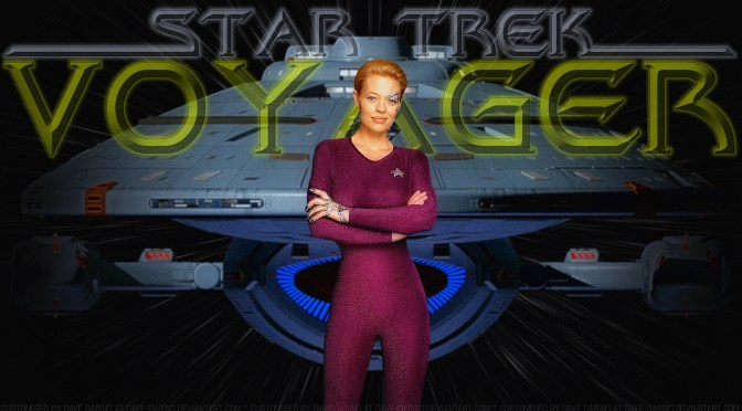 Seven of Nine: The Brains and Beauty of Star Trek: Voyager