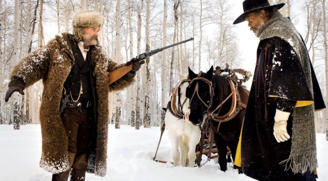 Of Race and Justice, the Strengths of The Hateful Eight