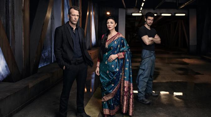 Of Epics and Earthers, Lost in The Expanse