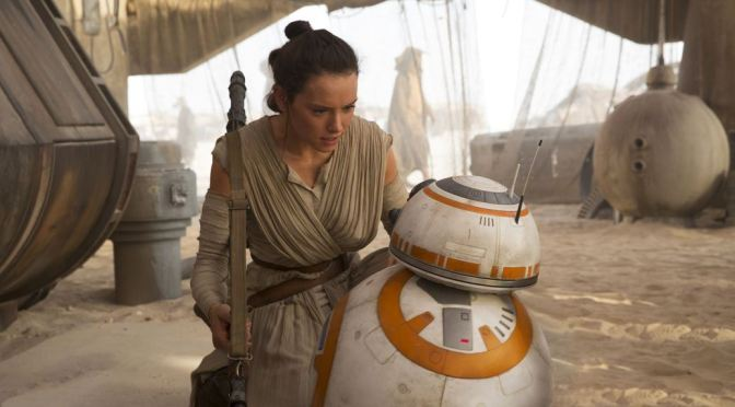 Of Trilogies and Old Friends, a New Era for Star Wars