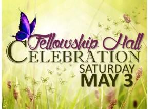 fellowship hall celebration