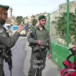 """""""Samo Jevreji šetaju ovuda"""" (video)"""