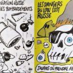 Rusija osuđuje karikaturu Šarli Ebdo o padu ruskog aviona