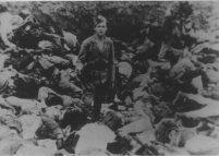 Streljanje 700 Srba talaca od strane ustaša u Sanskom mostu, 1941.
