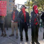 Naoružani komunisti na ulicama Ostina u Teksasu