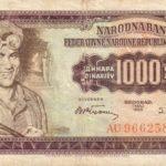Ekonomska blokada Jugoslavije i smeli potezi