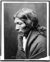 Čovek iz plemena Tewa, po imenu Pose-a yew (Hodajuća rosa), 1905.