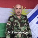 Poruka izraelskom premijeru od kapetana kurdskih Pešmergi (VIDEO)