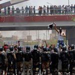 Veliki protesti protiv nezaposlenosti u Iraku, ima mrtvih i ranjenih!