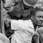 Oproštajno pismo Patrisa Lumumbe pred streljanje