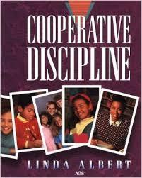 Professional Reading Saturday:  Cooperative Discipline