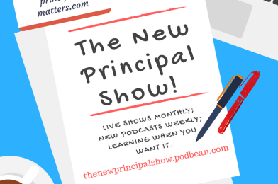 The New Principal Show! Season Two Begins August 13