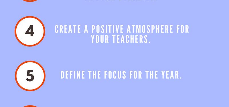 Ten Things To Remember As Teachers Return To School