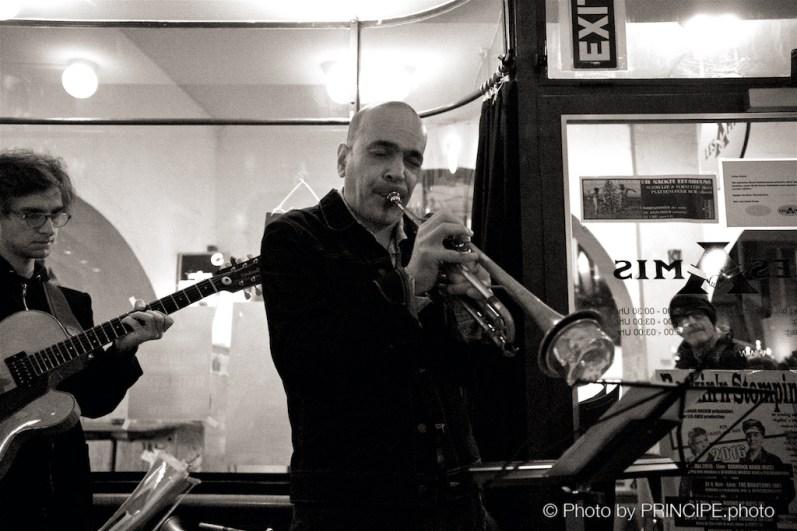 Sous Les Étoiles @ Les Amis Martin Dahanukar & Gäste ©12.12.2016