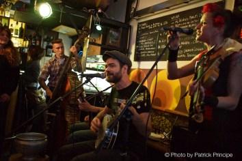 The String Stranglers @ les Amis © 30.05.2016 Patrick Principe