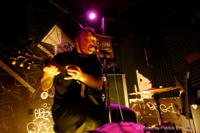 Reverend Beat-Man @ Modd Club © 18.03.2016 Patrick Principe