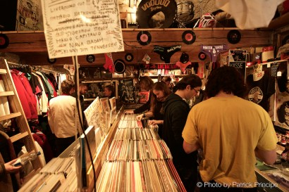 Record Cut Day @ The Hardware Store © 16.04.2016 Patrick Principe