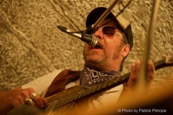 Reverend Dead Eye (solo Guitar Show) @ The Voodoo Rhythm & Pantichrist Hardware Store © 12.05.2016 Patrick Principe