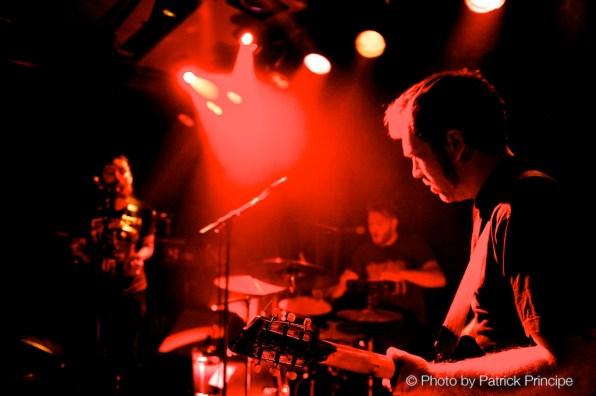 The Nuggers @ Rössli Bern © 17.01.2016 Patrick Principe