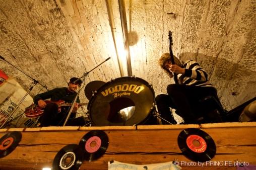 The Revox @ The Voodoo Rhythm & Pantichrist Hardware Store © 31.07.2017 Patrick Principe