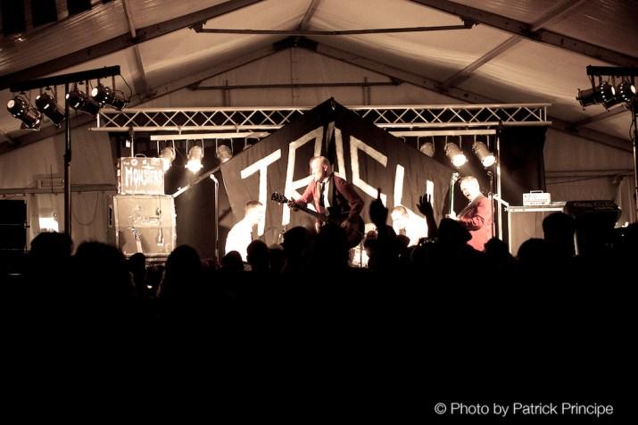 The Monsters @Muddy Roots 2015, Belgien © 19-22.06.2015 Patrick Principe