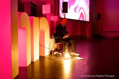 Reverend Beat-Mann @ Kornhausforum Shnit © 09.10.2015 Patrick Principe