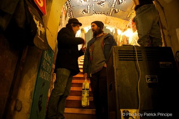 Juke Joint Pimps @ The Voodoo Rhythm & Pantichrist Hardware Store © 26.02.2015 Patrick Principe