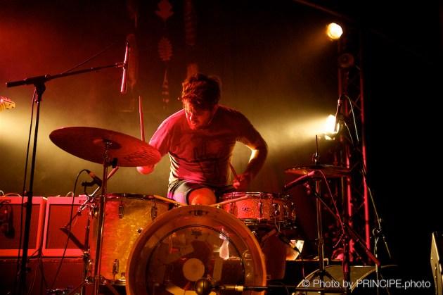 Roy & The Devil's Motorcycle @ Festival du Gibloux © 03.07.2015 Patrick Principe