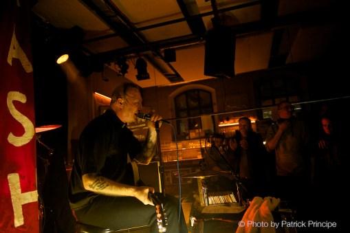 Reverend Beat-Man @ Rössli Bern © 13.03.2015 Patrick Principe