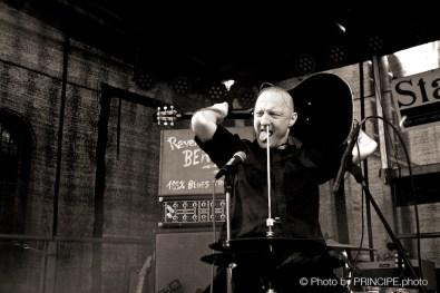 Reverend Beat-Man @ Stall 6 © 10.07.2015 Patrick Principe