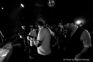 The Franceens @ Les Caves © 04.04.2015 Patrick Principe