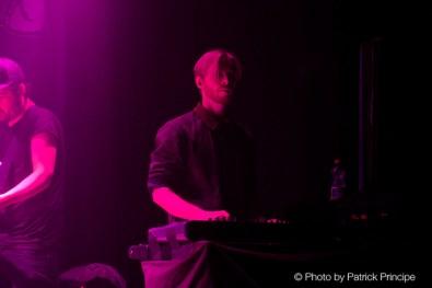 The Twilight Sad @ Le Lux © 11.04.2015 Patrick Principe